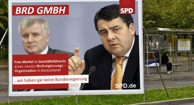 SIGMAR GABRIEL-SPD