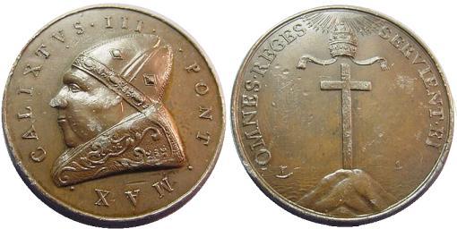 Calixtus-medal
