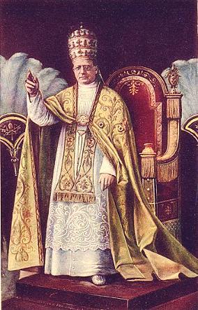 Papa Pio 9