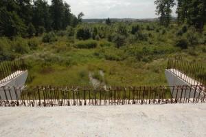 Zavrsetak Vukelicevog mosta preko Korane
