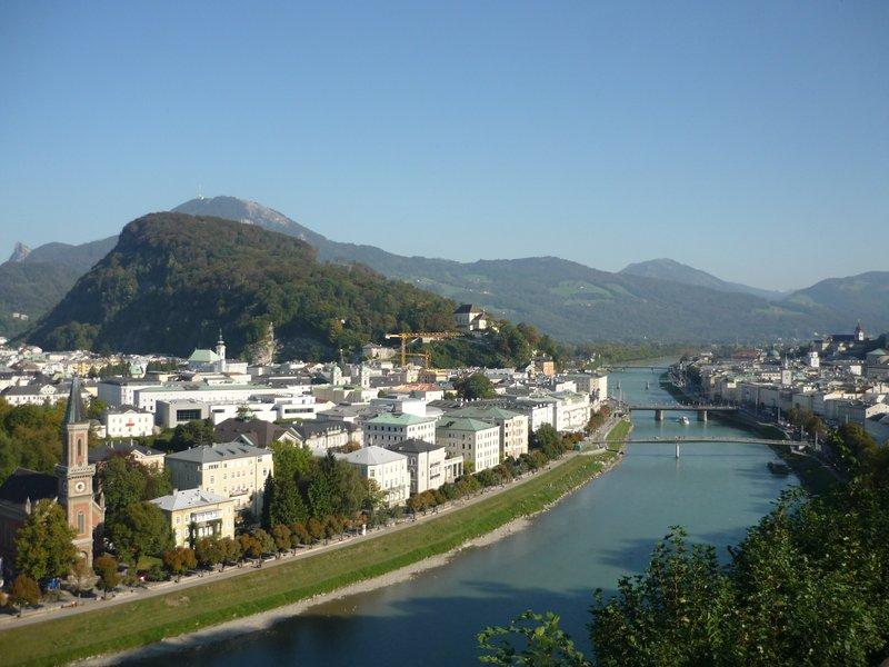 gradska rijeka