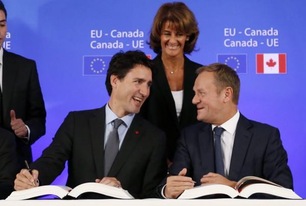CETA – EU i Kanada potpisale trgovinski ugovor