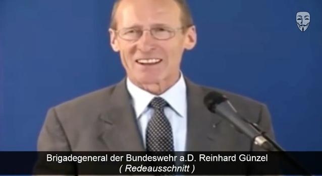 Njemačka – brigadni general – Povijest se krivotvori!