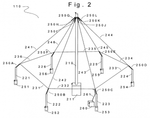 US 7,965,488 B2-antena-za-uklanjanja-aerosola-iz-atmosfere