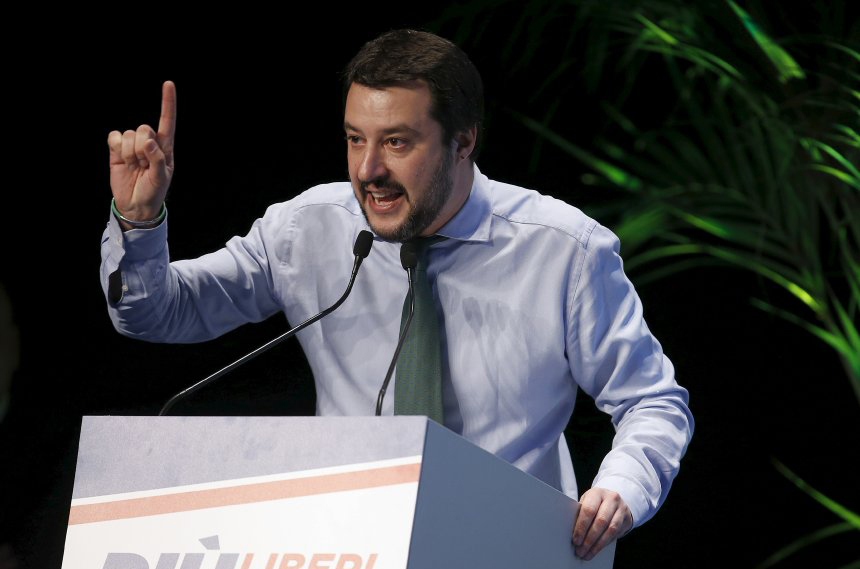 "Matteo Salvini – ""Vi ipak niste normalni …"""