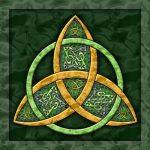 keltski simbol trojstva